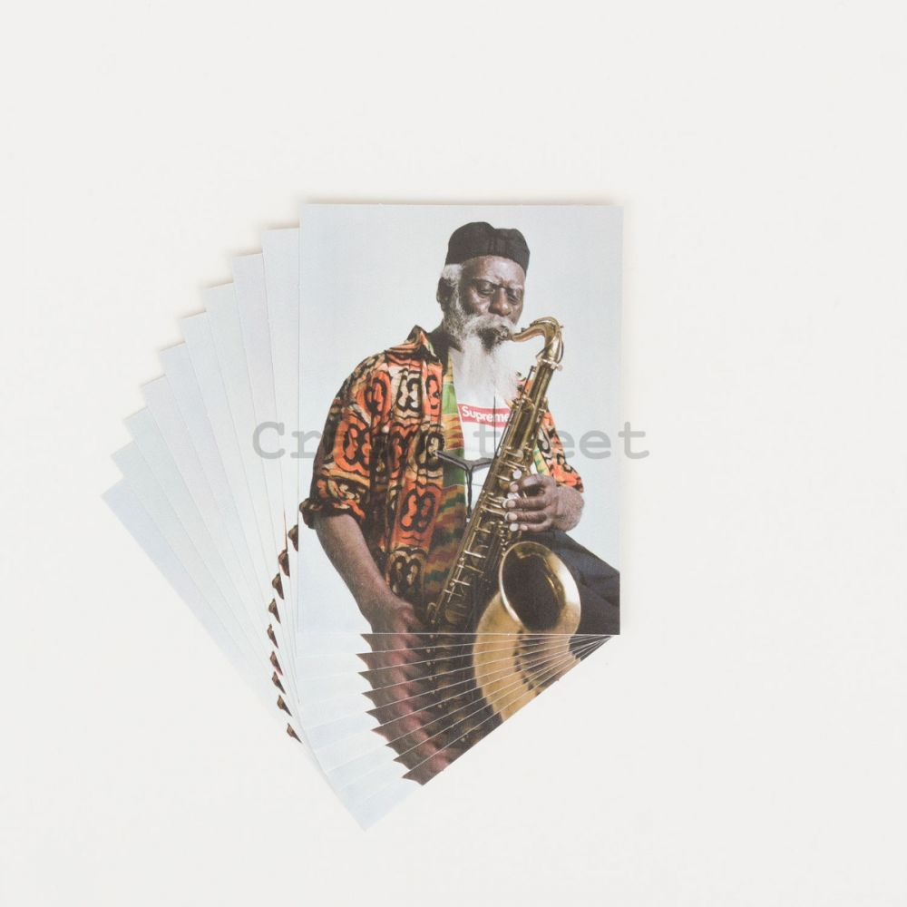 Pharoah Sanders Sticker - Set of 10