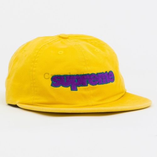 Connect 6-Panel in Yellow