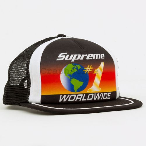 Worldwide Mesh Back 5-Panel