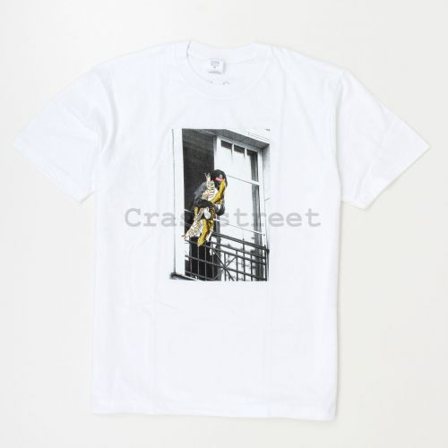 ANTIHERO Balcony Tee in White