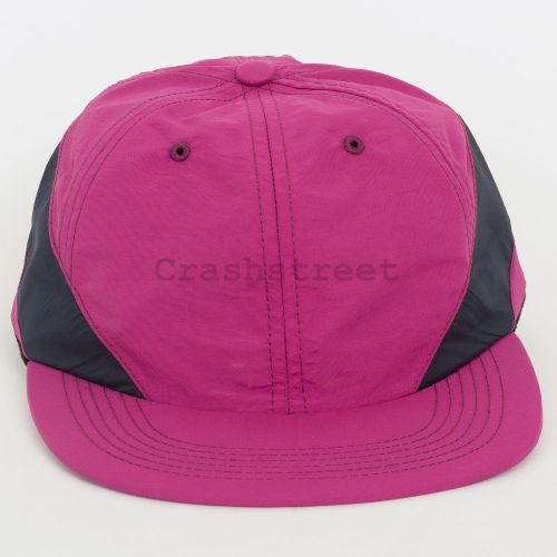 Nylon Arc 6-Panel - Purple