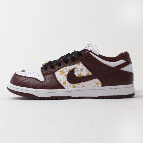 Nike Dunk Low SB in Brown
