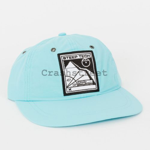 The North Face Steep Tech 6-Panel Cap in Blue