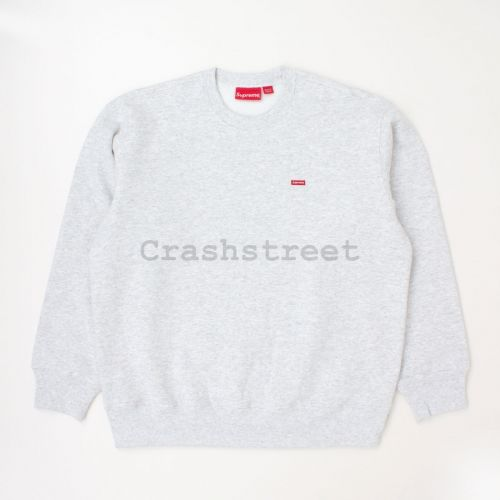 Small Box Crewneck in Grey