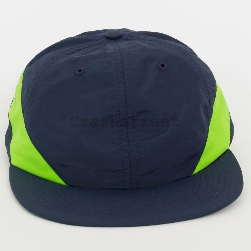 Nylon Arc 6-Panel - Navy