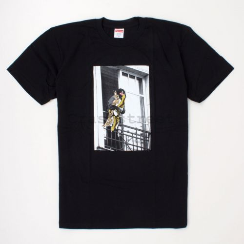 ANTIHERO Balcony Tee - Black