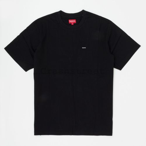 Small Box Tee in Black
