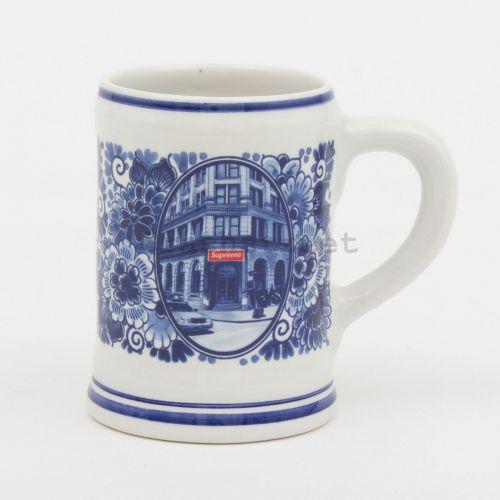 Royal Delft 190 Bowery Beer Mug in Blue