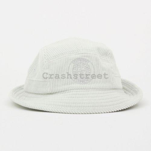 Stone Island Corduroy Crusher - White