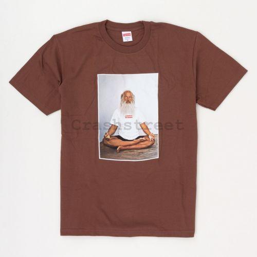 Rick Rubin Tee in Brown