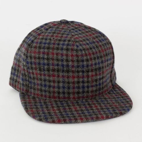 Tweed Back Arc 5-Panel Cap