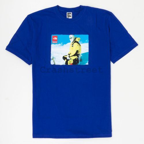 The North Face Photo Tee in Royal