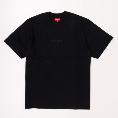 Bullion Logo S/S Top in Black