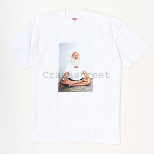 Rick Rubin Tee in White