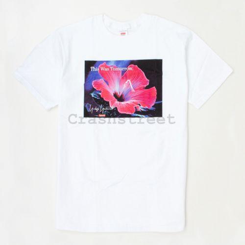 Yohji Yamamoto This Was Tomorrow Tee - White