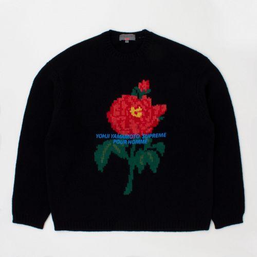 Yohji Yamamoto Sweater - Black