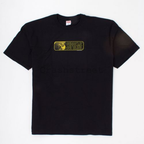 Miles Davis Tee in Black