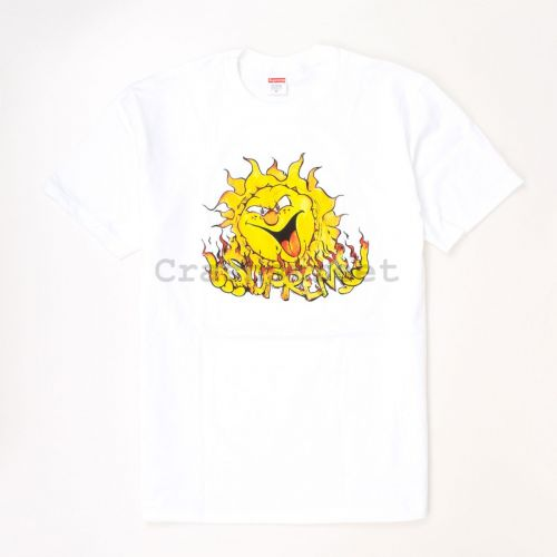 Sun Tee - White