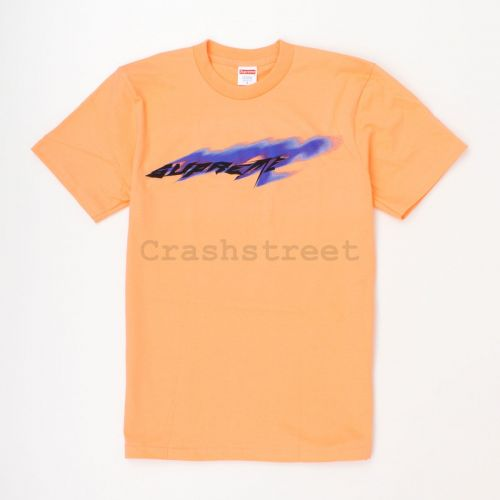 Wind Tee in Peach