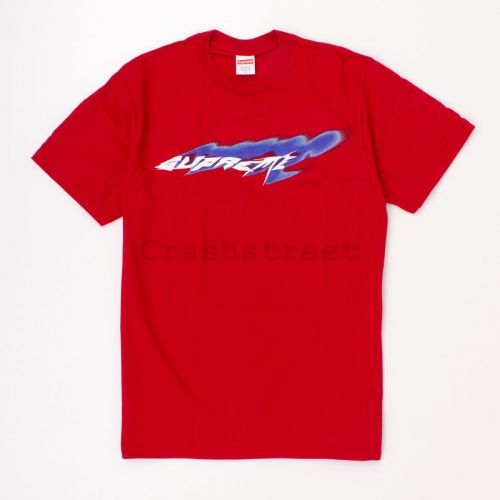 Wind Tee in Red