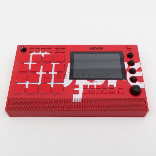 Akai MPC Live II in Red