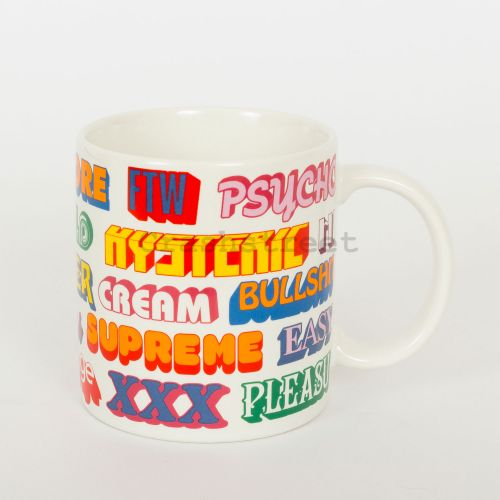 Hysteric Glamour Ceramic Mug