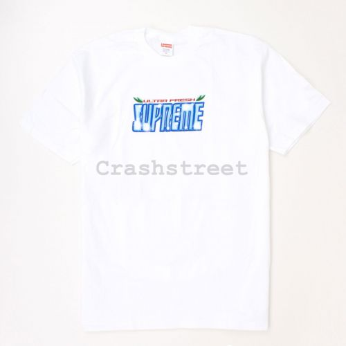 Ultra Fresh Tee in White