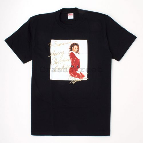 Mariah Carey Tee in Black