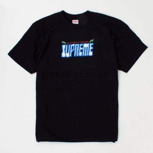 Ultra Fresh Tee - Black