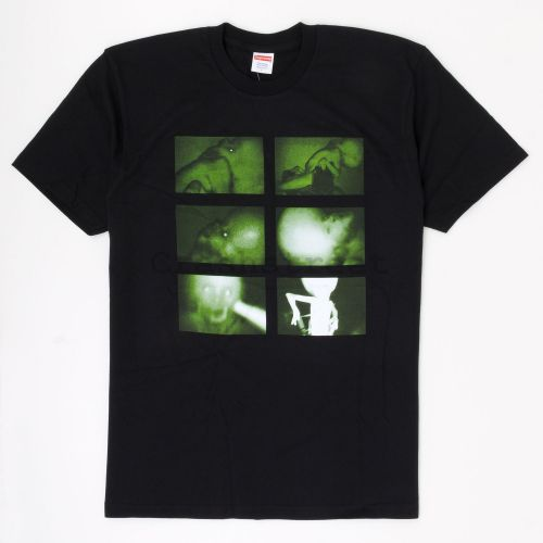 Chris Cunningham Rubber Johnny Tee in Black