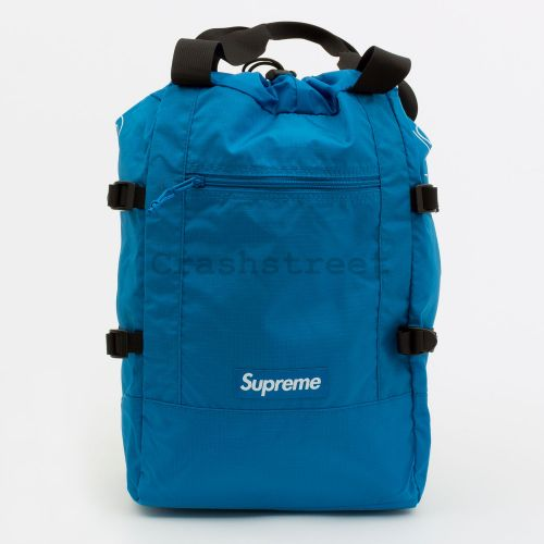 Tote Backpack in Blue