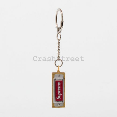 Hohner Keychain in Silver