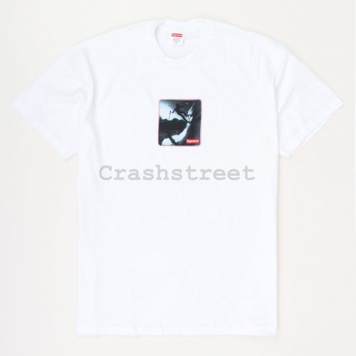 Shadow Tee in White