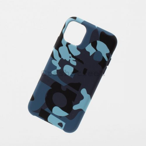 Camo Iphone Case - Blue