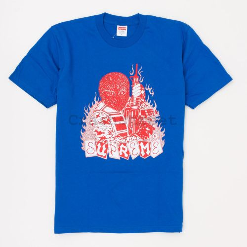 Mercenary Tee - Royal