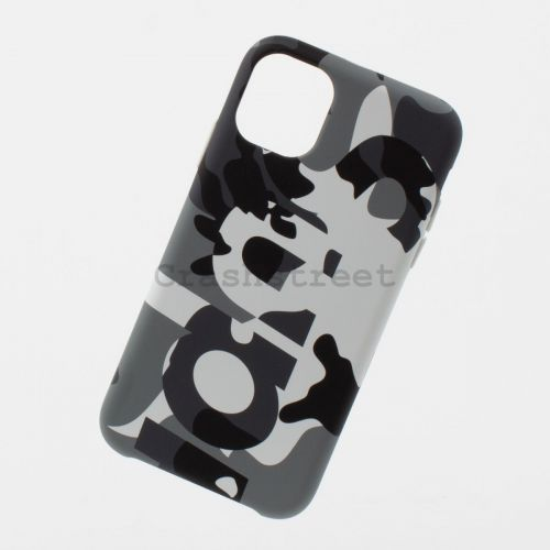 Camo Iphone Case - Black