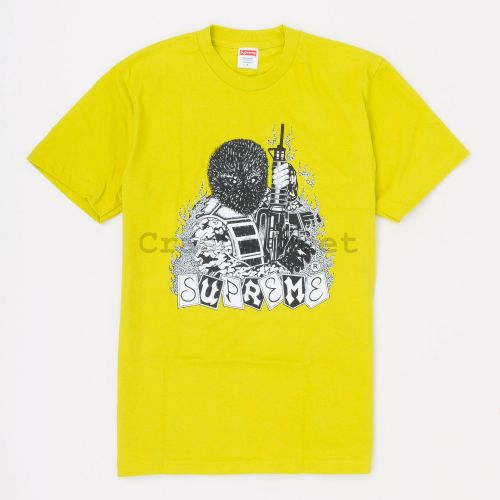 Mercenary Tee in Sulfur