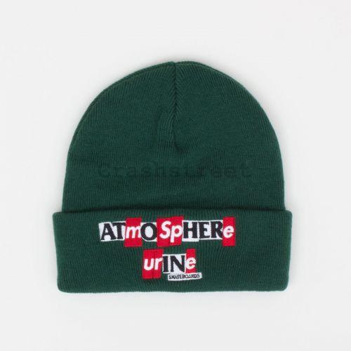 ANTIHERO Beanie in Green