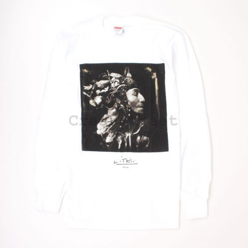 Joel-Peter Witkin Harvest L/S Tee in White