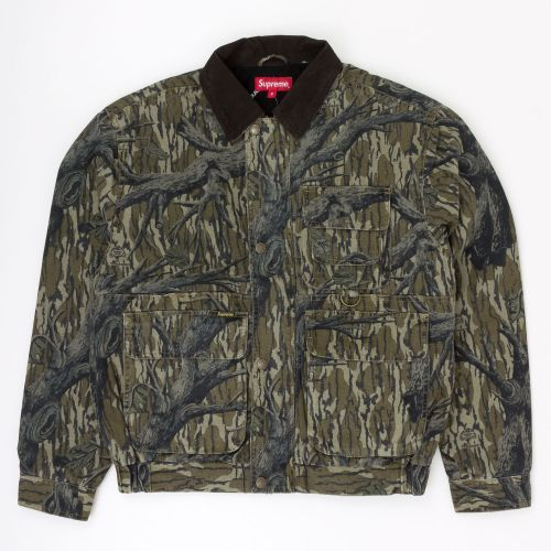 Field Jacket in Camo
