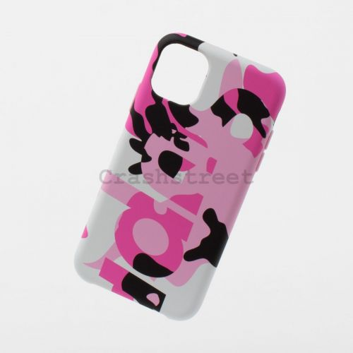 Camo Iphone Case - Pink