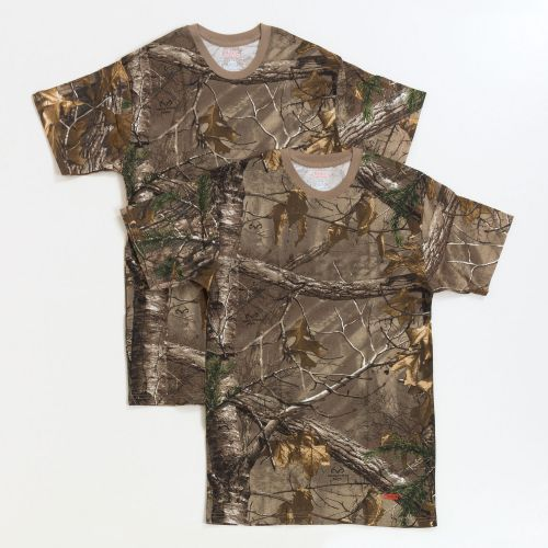 Hanes Realtree Tagless Tee (Pack of 2)