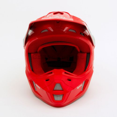 Fox Racing V2 Helmet - Red