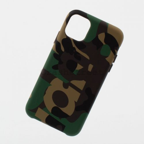 Camo Iphone Case - Green