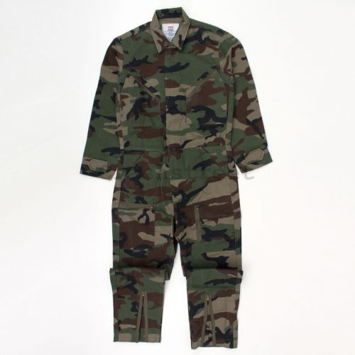 Flight Suit in Camo
