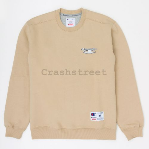 Champion 3D Metallic Crewneck