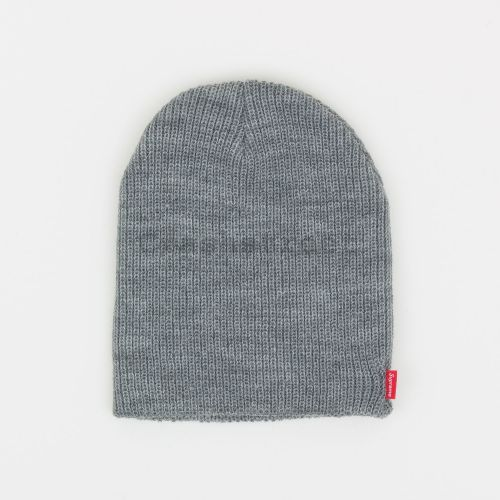 Basic Beanie in Grey