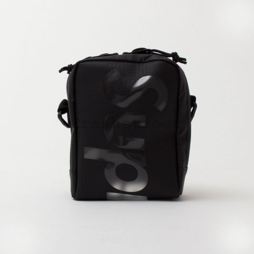 Neck Pouch in Black