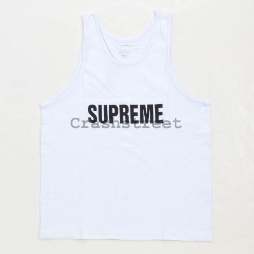 Marathon Tank Top - White