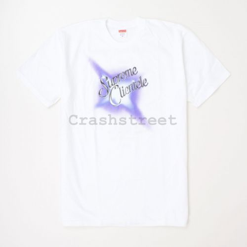 Clientele Tee in White